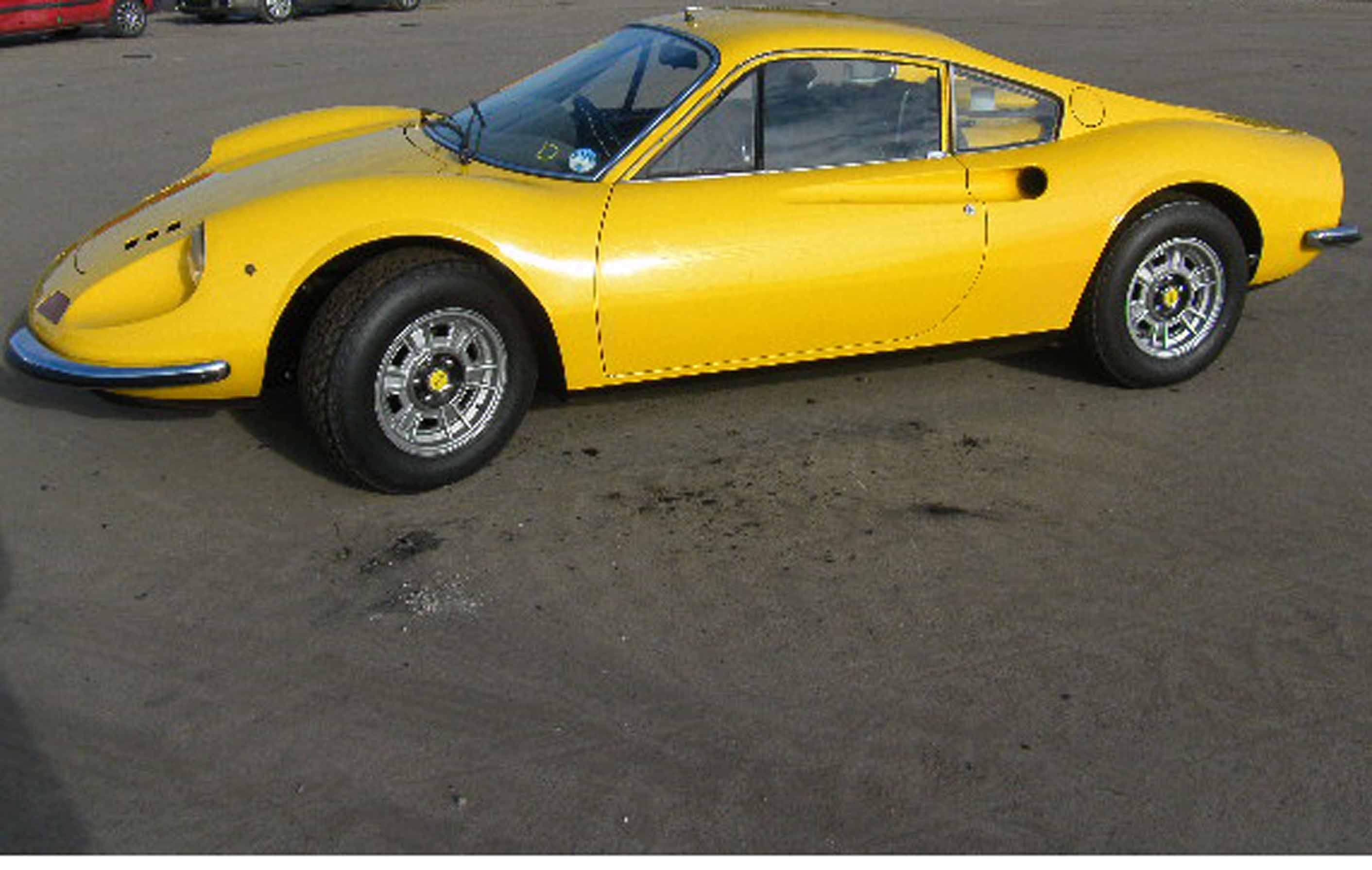 For Sale 1973 Ferrari Dino,