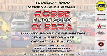Rosse E Non Solo, Di Sera - 1st July, MODENA-rosse-di-sera-2020-locandina.jpg